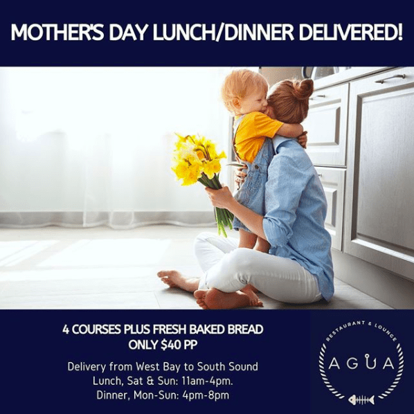 Agua Mother's Day Special