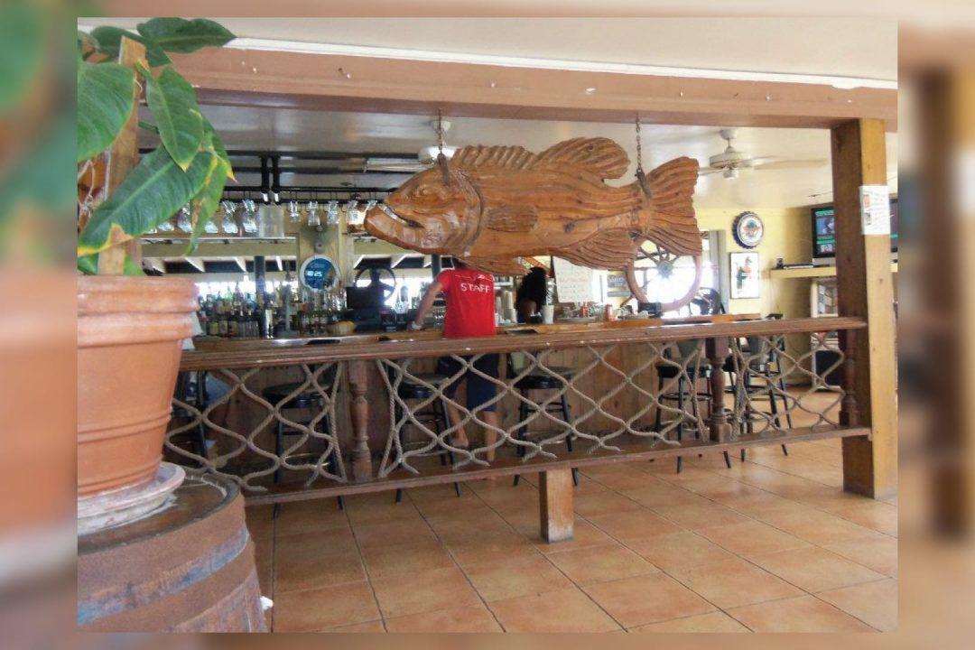 Over The Edge Restaurant Cayman Islands