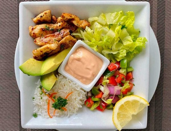 Silverside Restaurant dish
