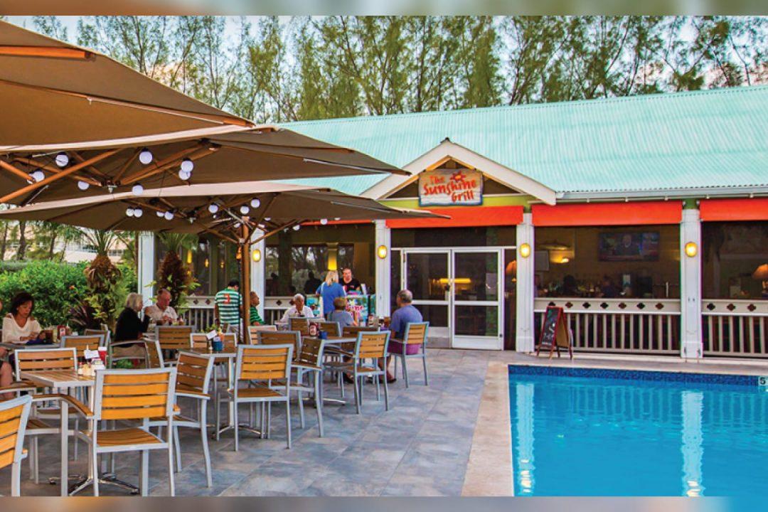 Sushine Bar & Grill Cayman Islands