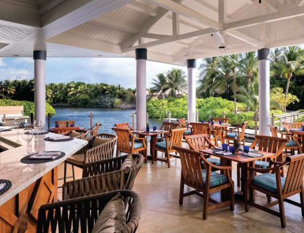 Andiamo restaurant Cayman Islands