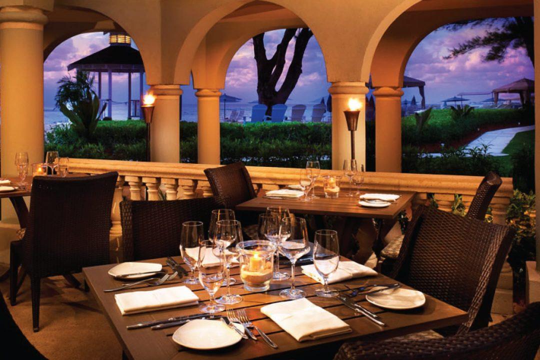 Beach House Restaurant Cayman Islands