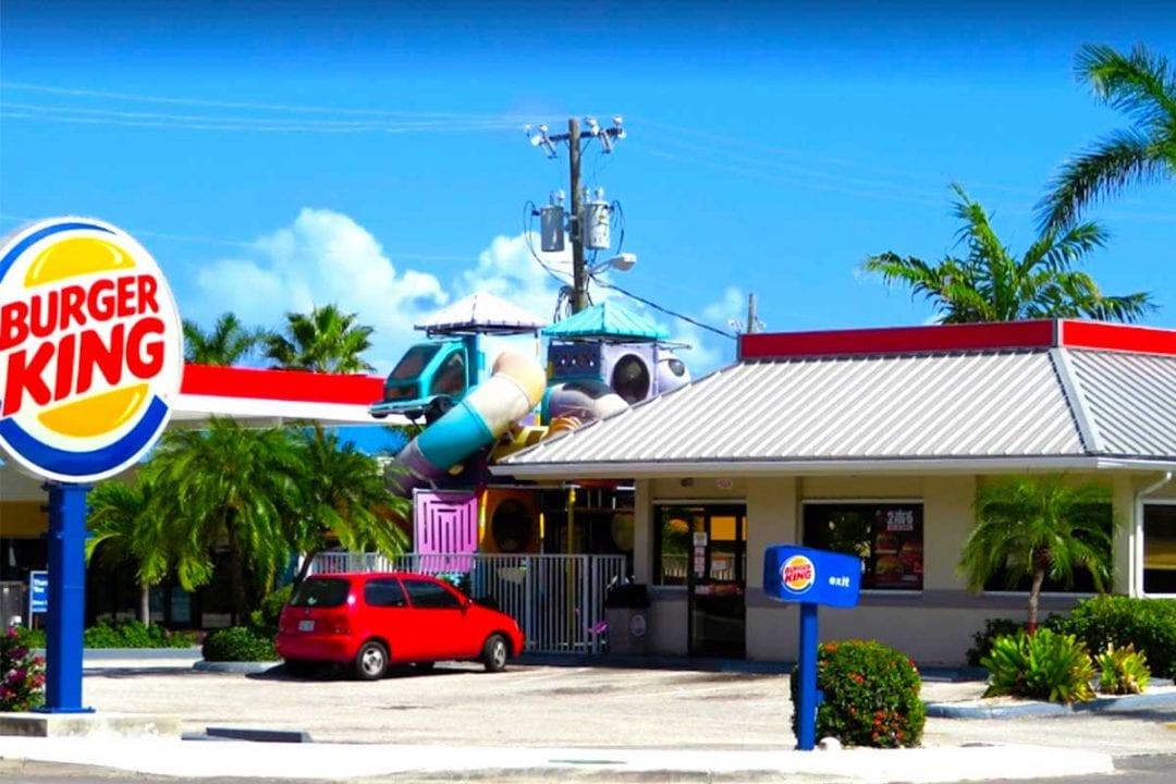 Burger King Seven Mile Beach Cayman