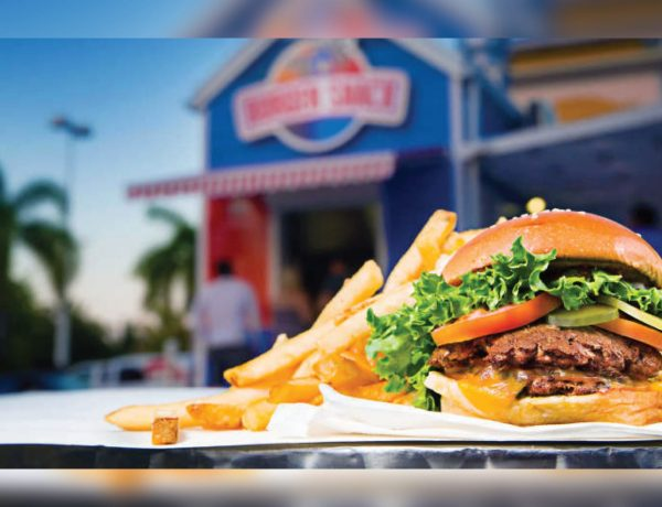 Burger Shack Cayman Islands