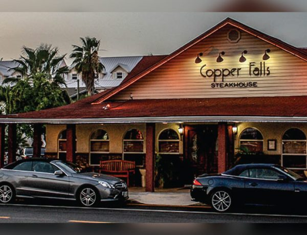 Copper Falls Steakhouse Cayman Islands