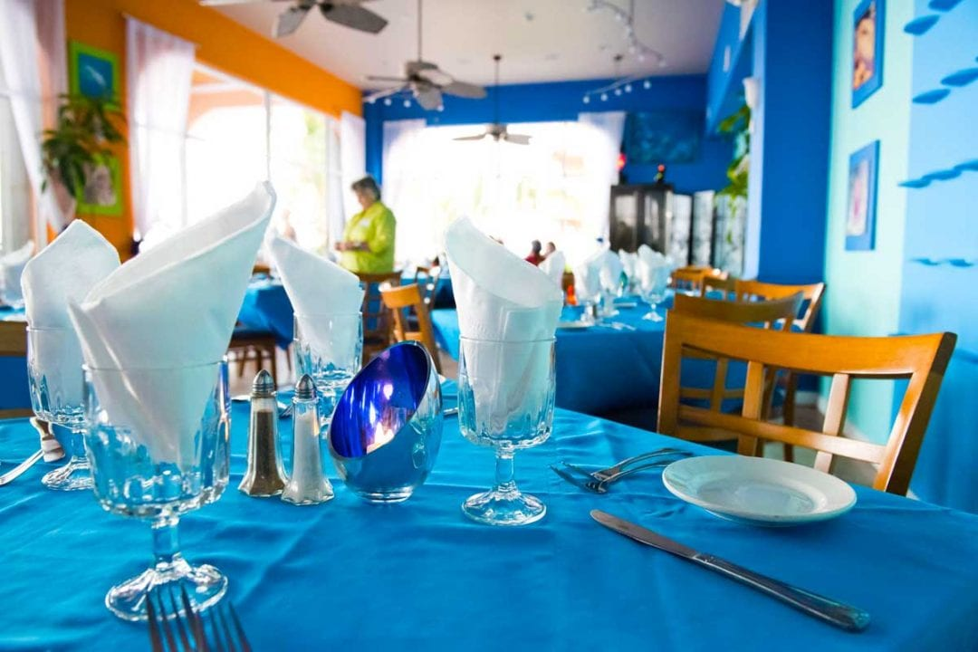 David's Deep Blue Restaurants & Bar Cayman Islands
