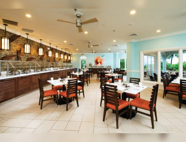 Ferdinard's Restaurant Cayman Islands