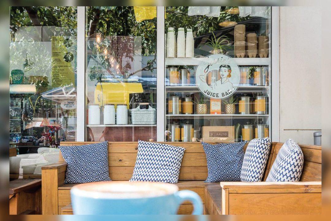 Jessie's Juice Bar Cafe Cayman Islands