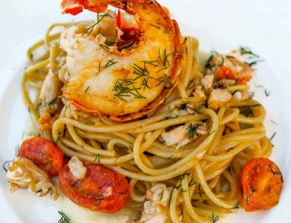 Papagallo Restaurant dish