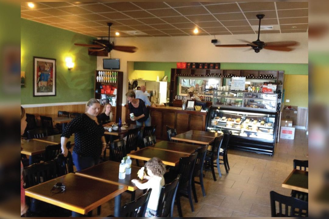 Paperman's Coffehouse Cayman Islands