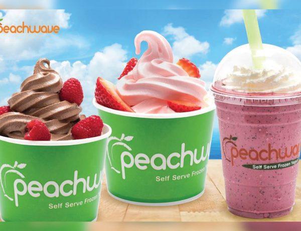 Peachwave Frozen Yogurt Cayman Islands