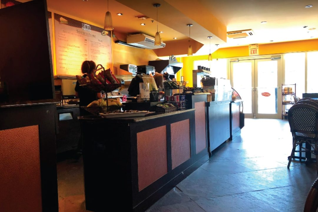 Perk Up Coffee Shop & Cafe