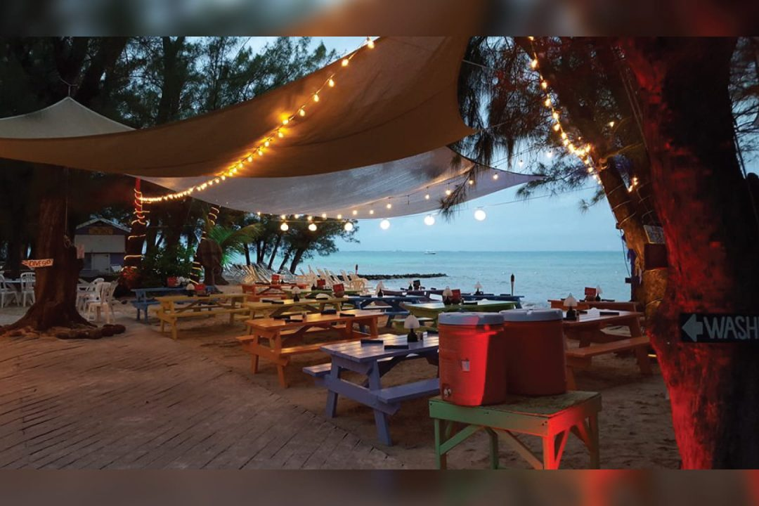 Rum Point Restaurant Cayman Islands