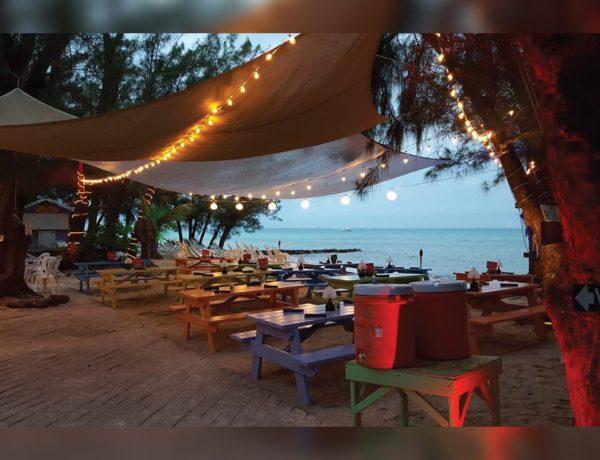 Rum Point Restaurant Cayman Islands