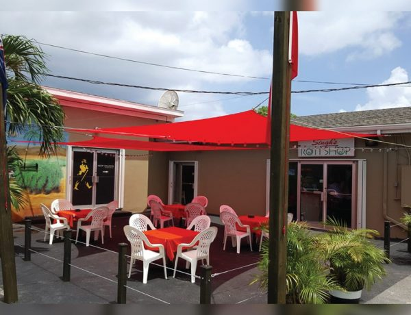 Singh's Roti Shop & Bar Cayman Islands