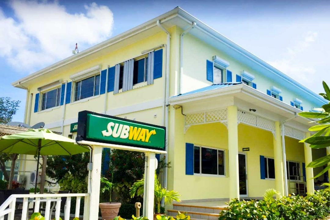 Subway East End Cayman Islands