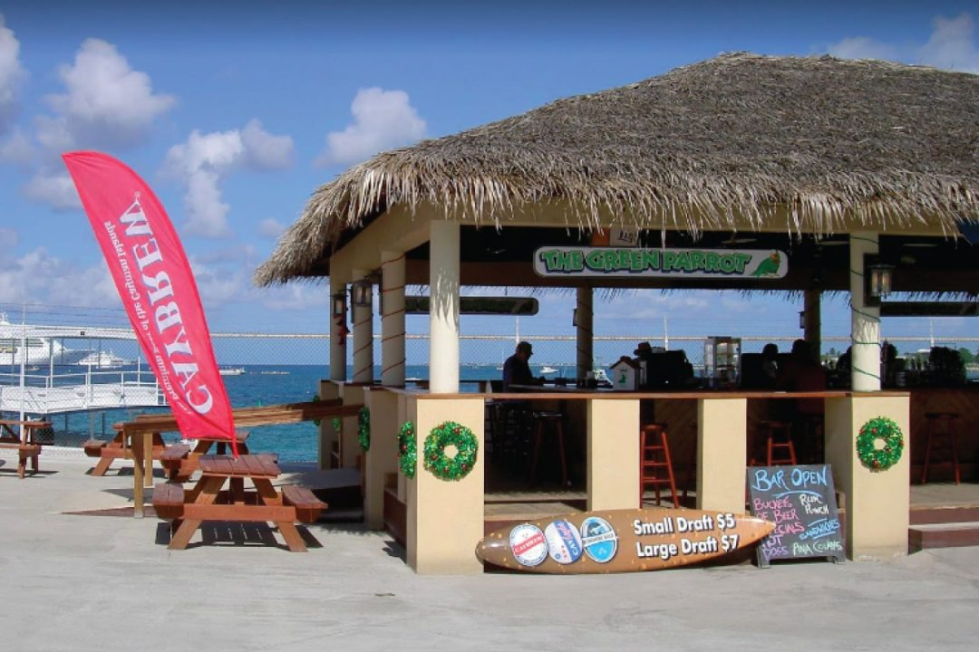 Green Parrot Bar & Grill Cayman Islands