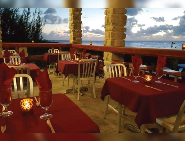 Vivo Cafe Restaurant Cayman Islands