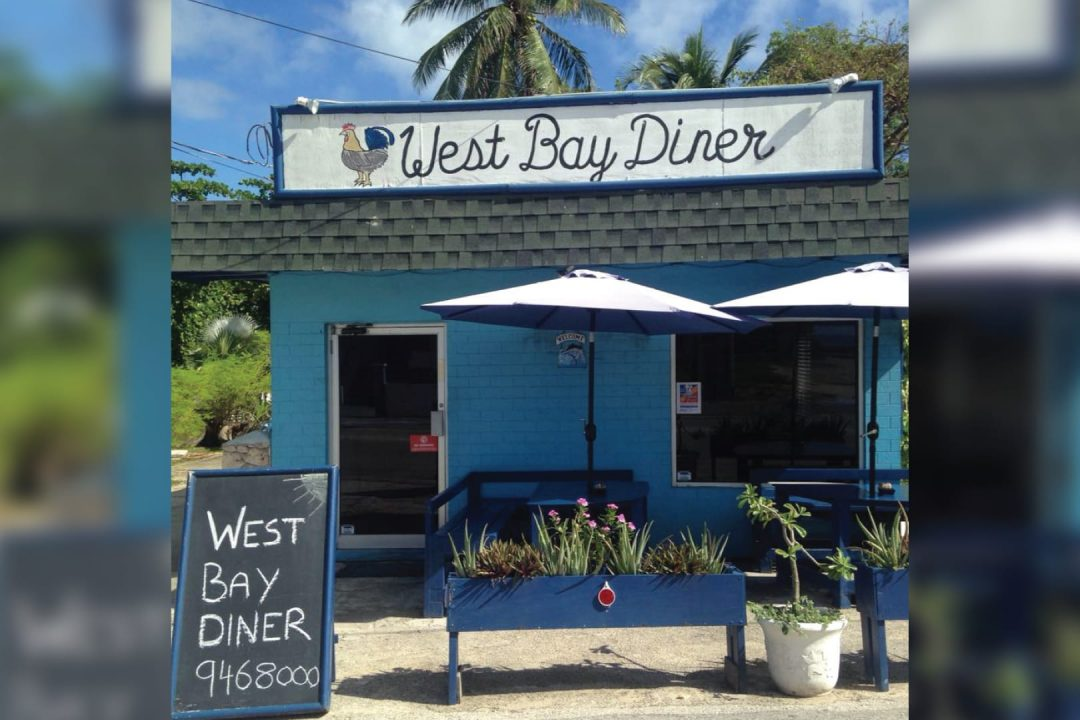 West Bay Diner Cayman Islands