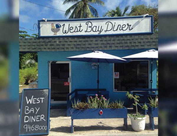 West Bay Diner Cayman Islands