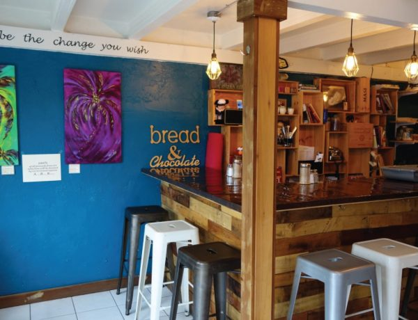Bread and Chocolate Vegan Bistro Cayman Islands