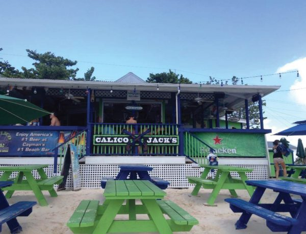 Calico Jack's Bar & Grill Cayman Islands