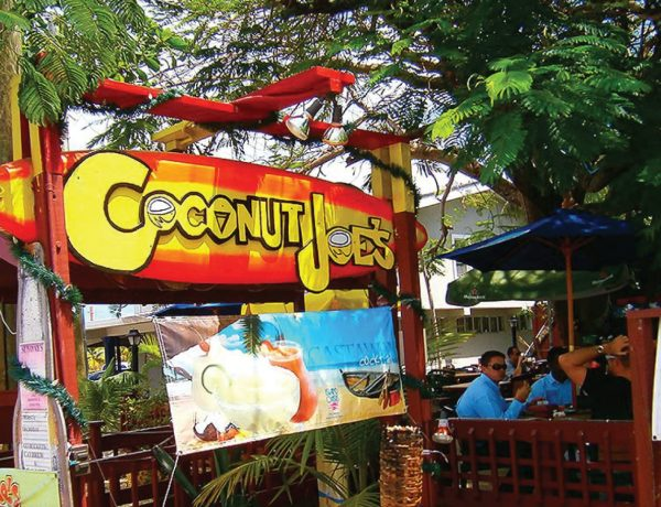 Coconut Joe's Cayman Islands