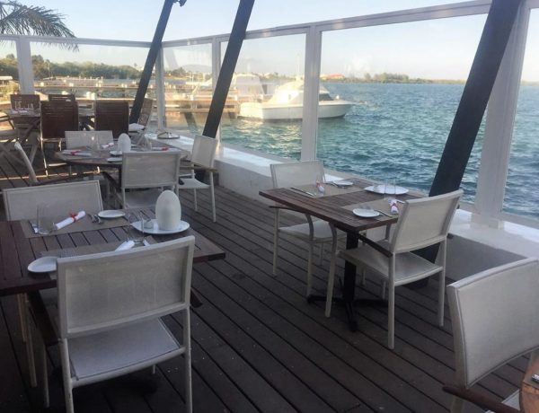 The Commodore Waterfront Restaurant and Bar Cayman Islands
