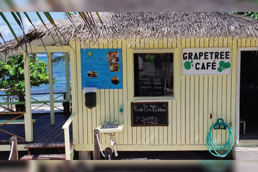 Grape Tree Cafe Cayman Islands