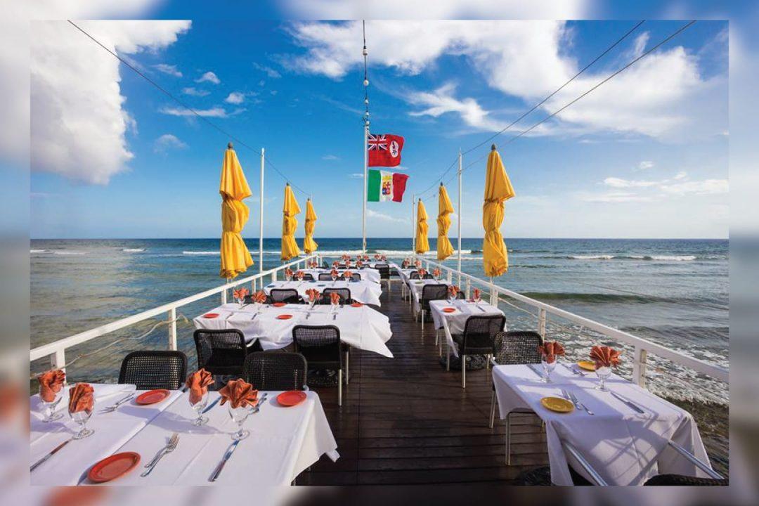 The Lighthouse Restaurant Cayman Islands