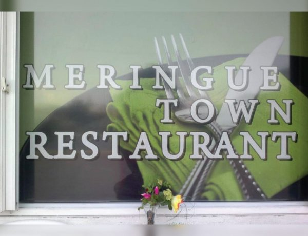 Meringue Town Restaurant Cayman Islands