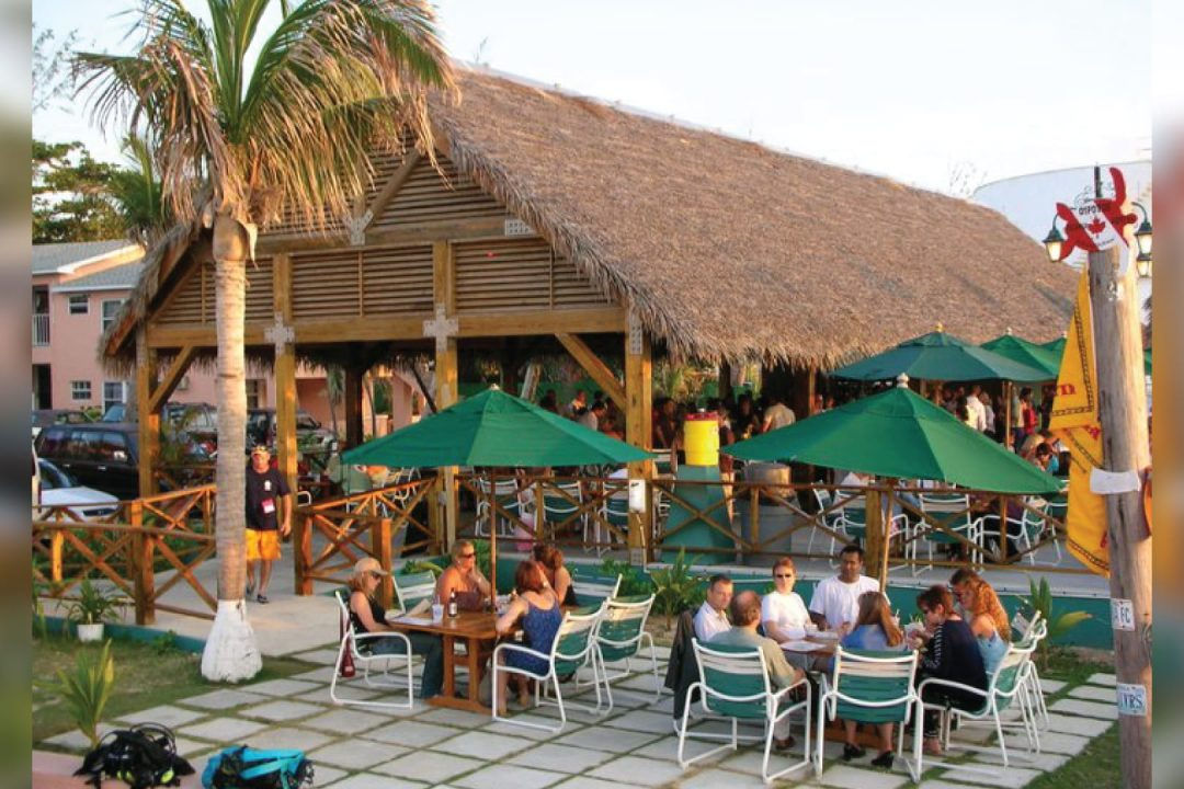 My Bar Sunset House Cayman Islands