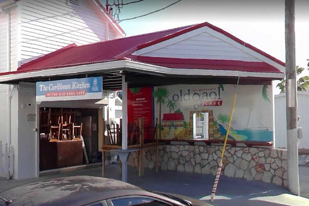 Old Gaol Cafe Cayman Islands