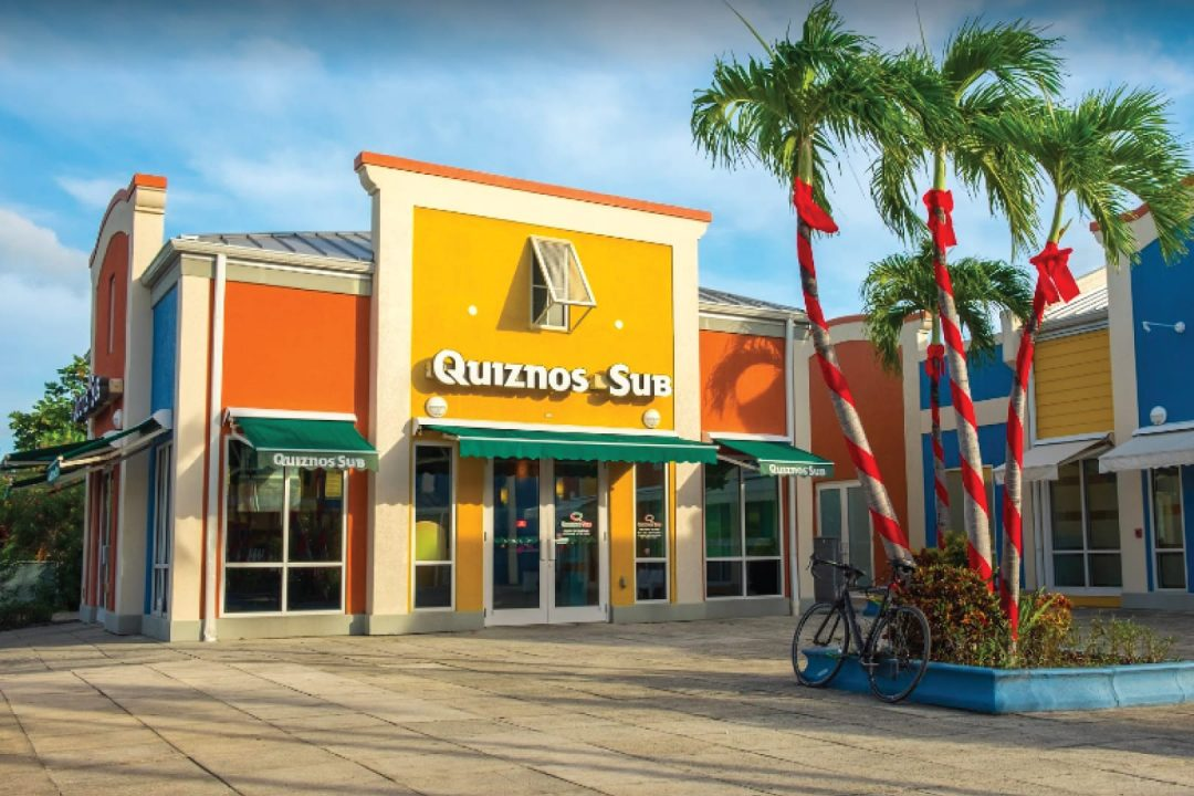 Quiznos Sub Cayman Islands