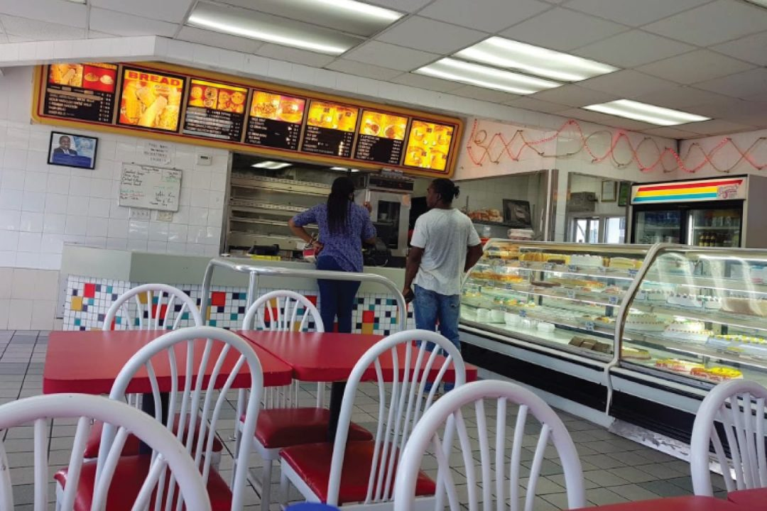 The Captain's Bakery & Grill Cayman Islands