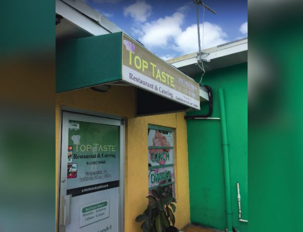 Toptaste Restaurant Cayman Islands