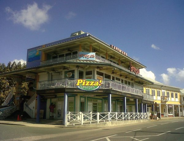 Breezes Bistro Cayman Islands