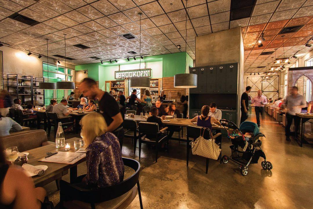 Brooklyn Pizza and Pasta Restaurant Cayman Islands