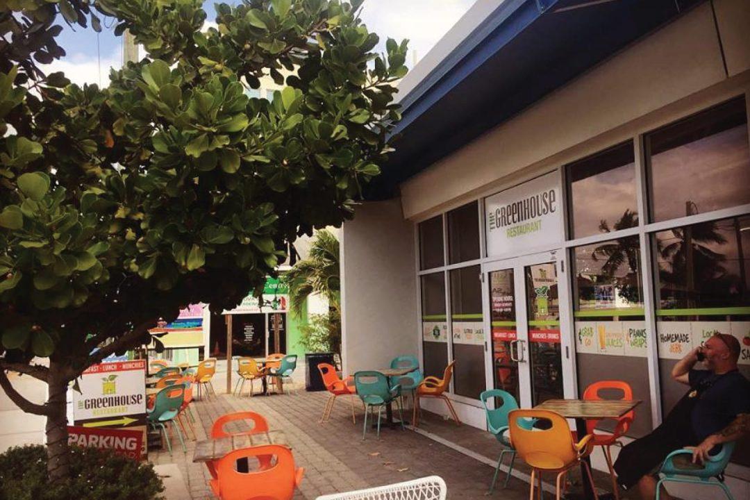 The Greenhouse Restaurant Cayman Islands