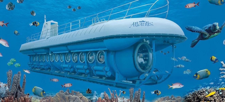 Atlantis Submarine Cayman Islands