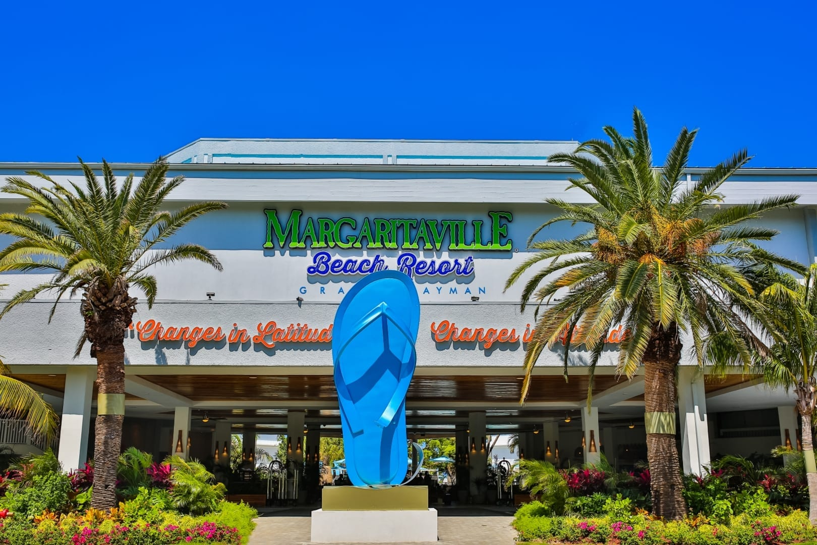 Margaritaville Cayman Islands
