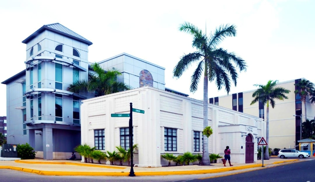 Cayman-Islands-Public-Library-George-Town