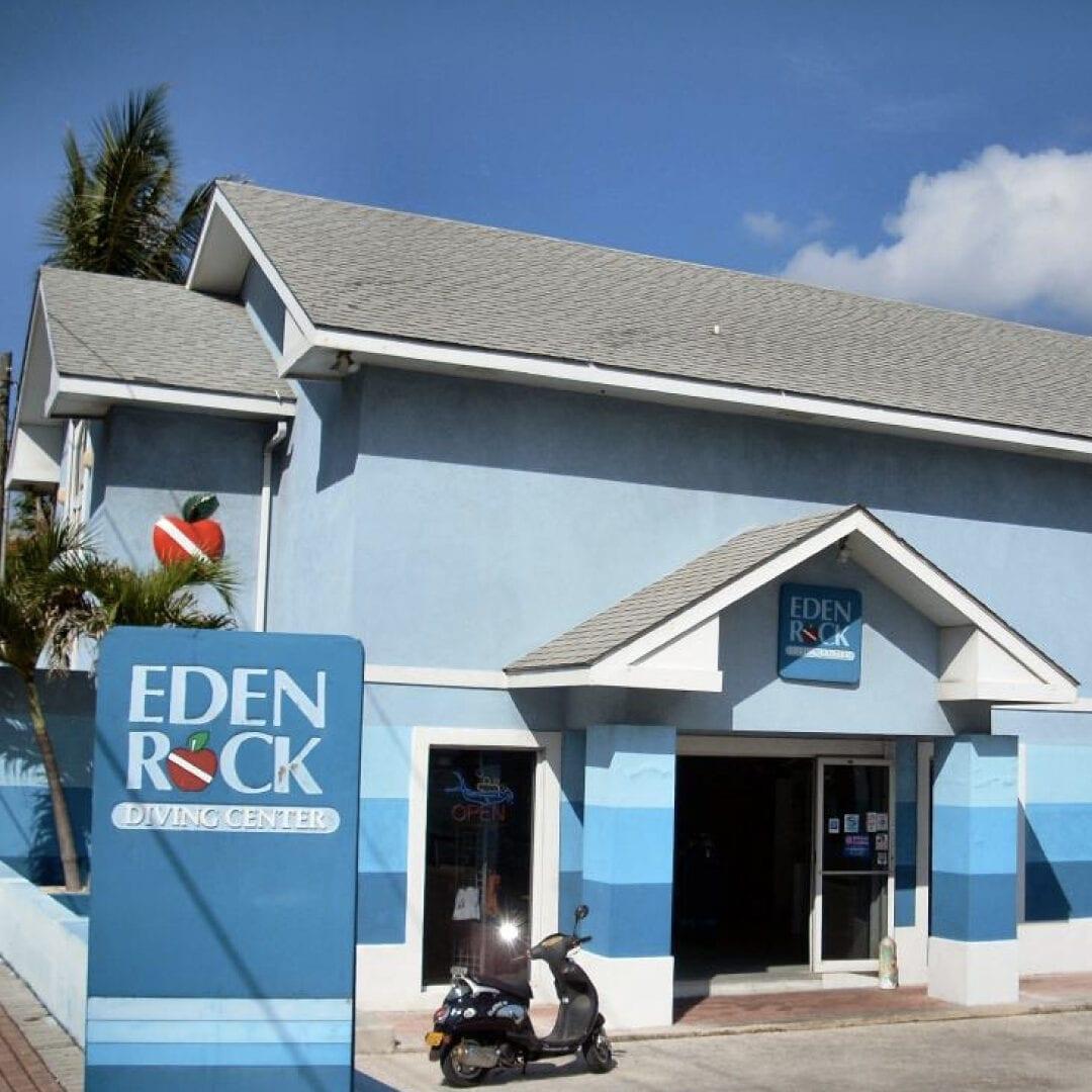 Eden Rock Diving Center