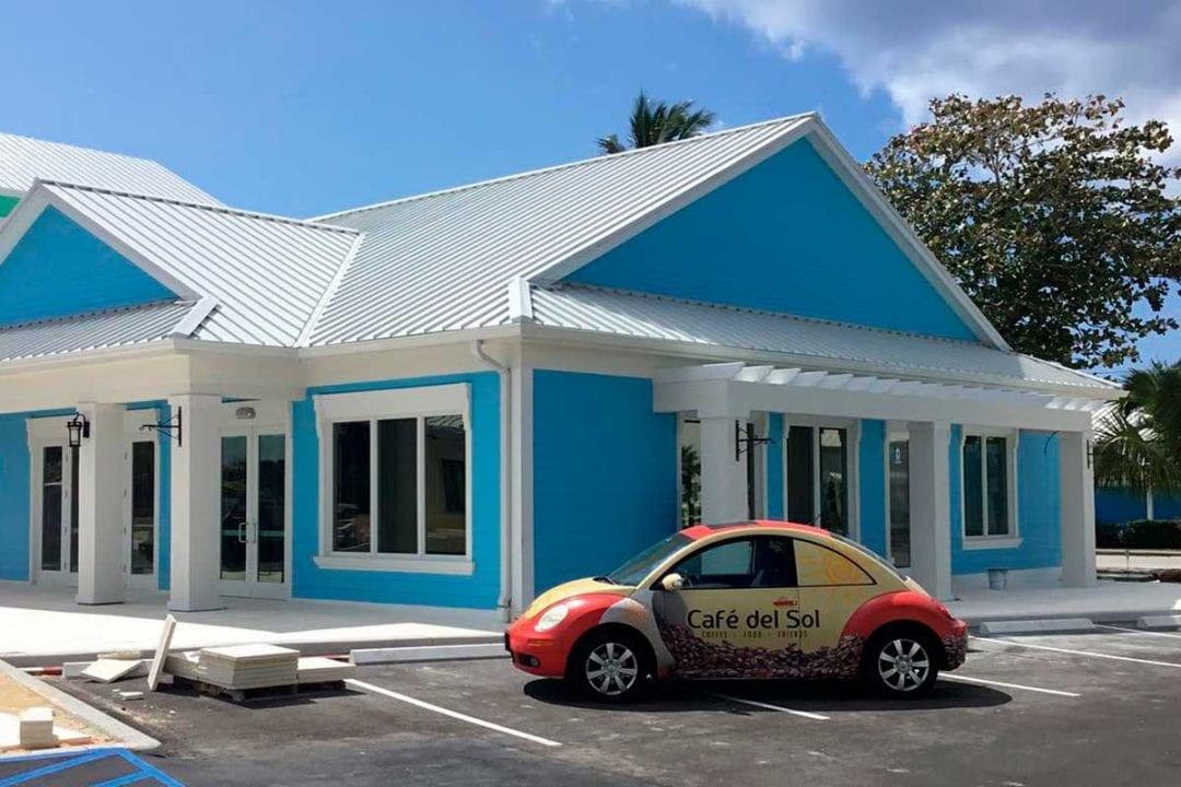 Cafe del Sol Savannah