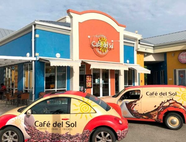 Cafe del Sol Seven Mile Beach
