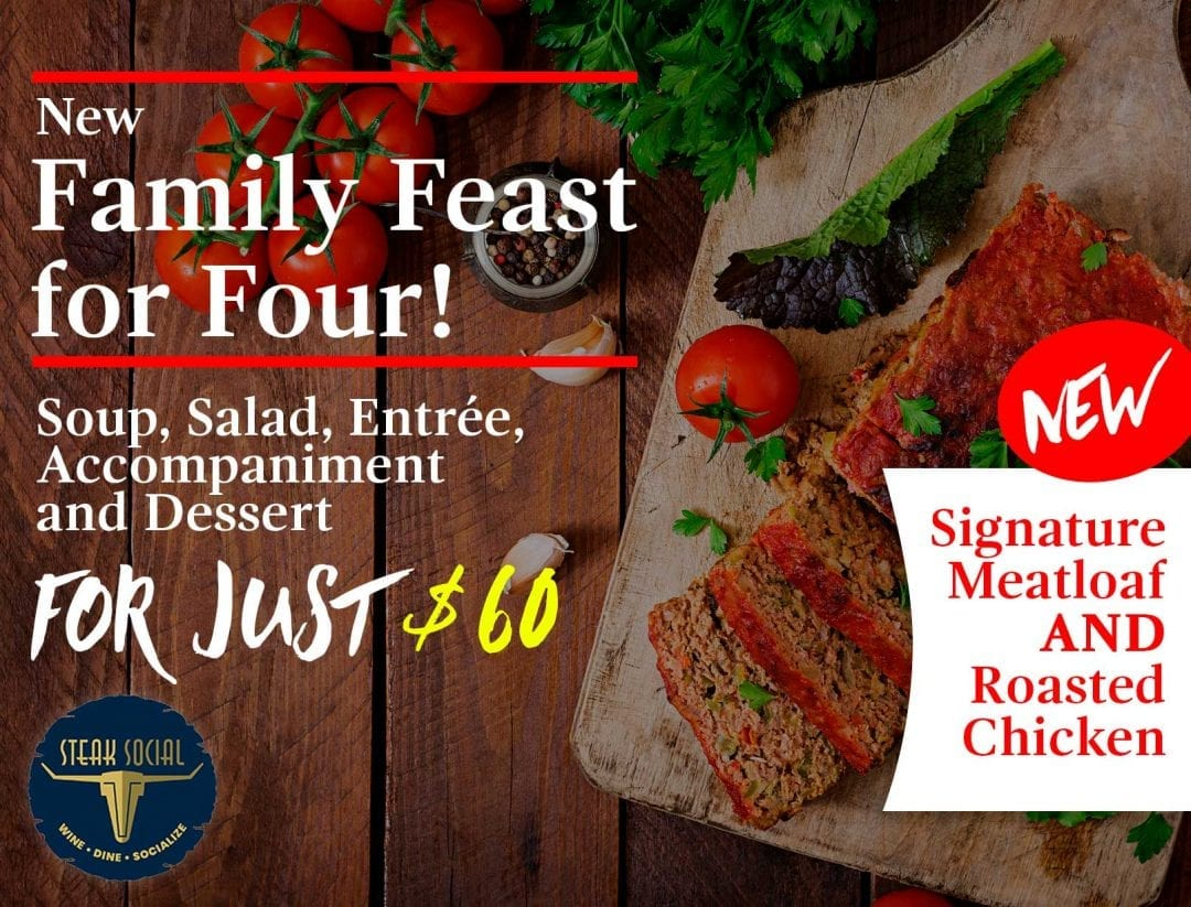 Family Feast 4th May