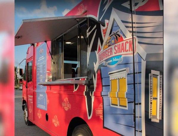 Burger Shack Truck