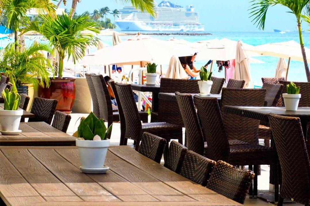 Royal Palms Beach Club Restaurant