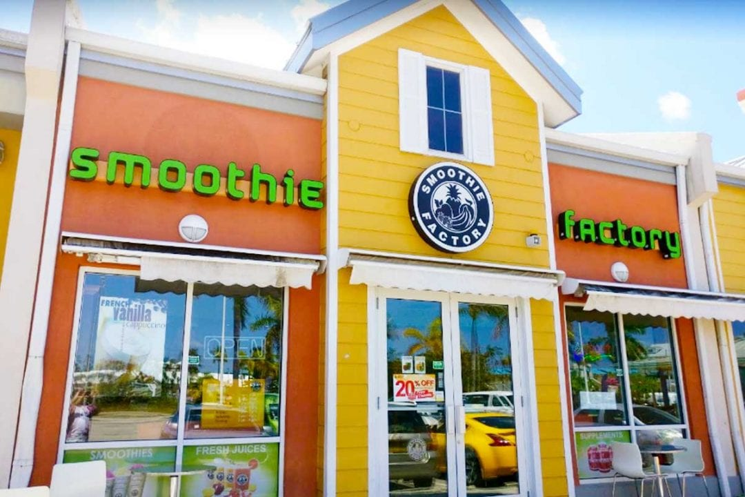 Smoothie Factory Seven Mile Beach