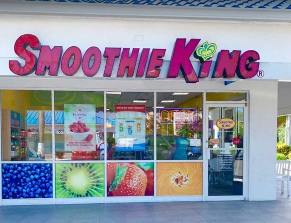 Smoothie King Seven Mile Beach Cayman Islands